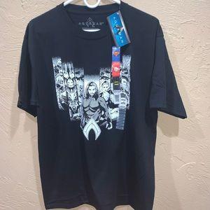 Aquaman DC Comics Superhero Shirt (s18) NWT